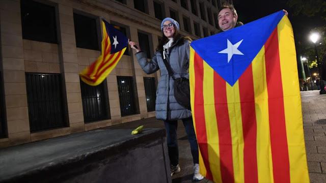 Juez belga deja a Puigdemont y exconsejeros en libertad cautelar