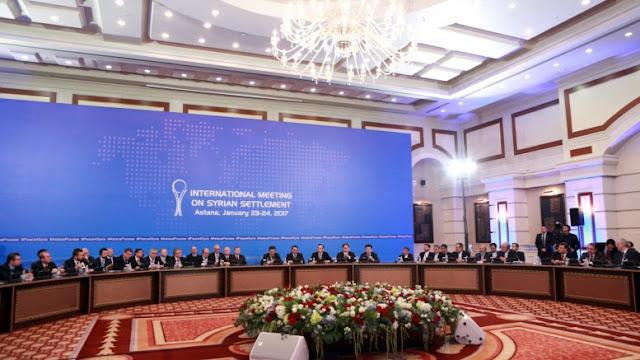 Η Συρία κατηγορεί την Τουρκία για μη τήρηση δεσμεύσεων στην ειρηνευτική διαδικασία