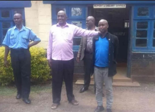 Police finally arrests Kenyan man who had sex with little girl and bragged on Facebook