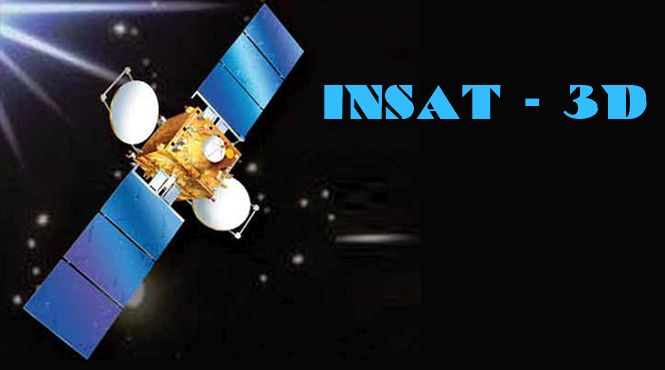 Top 5 Satellites of India In Hindi, Image result for INSAT – 3D