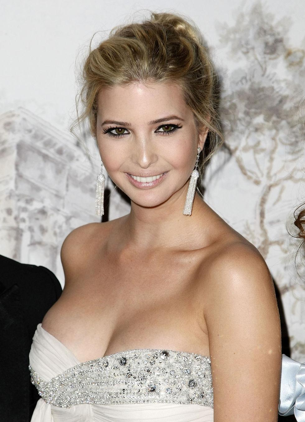 Ivanka Trump Hot Pics | Hollywood Celebrity Hot Wallpapers