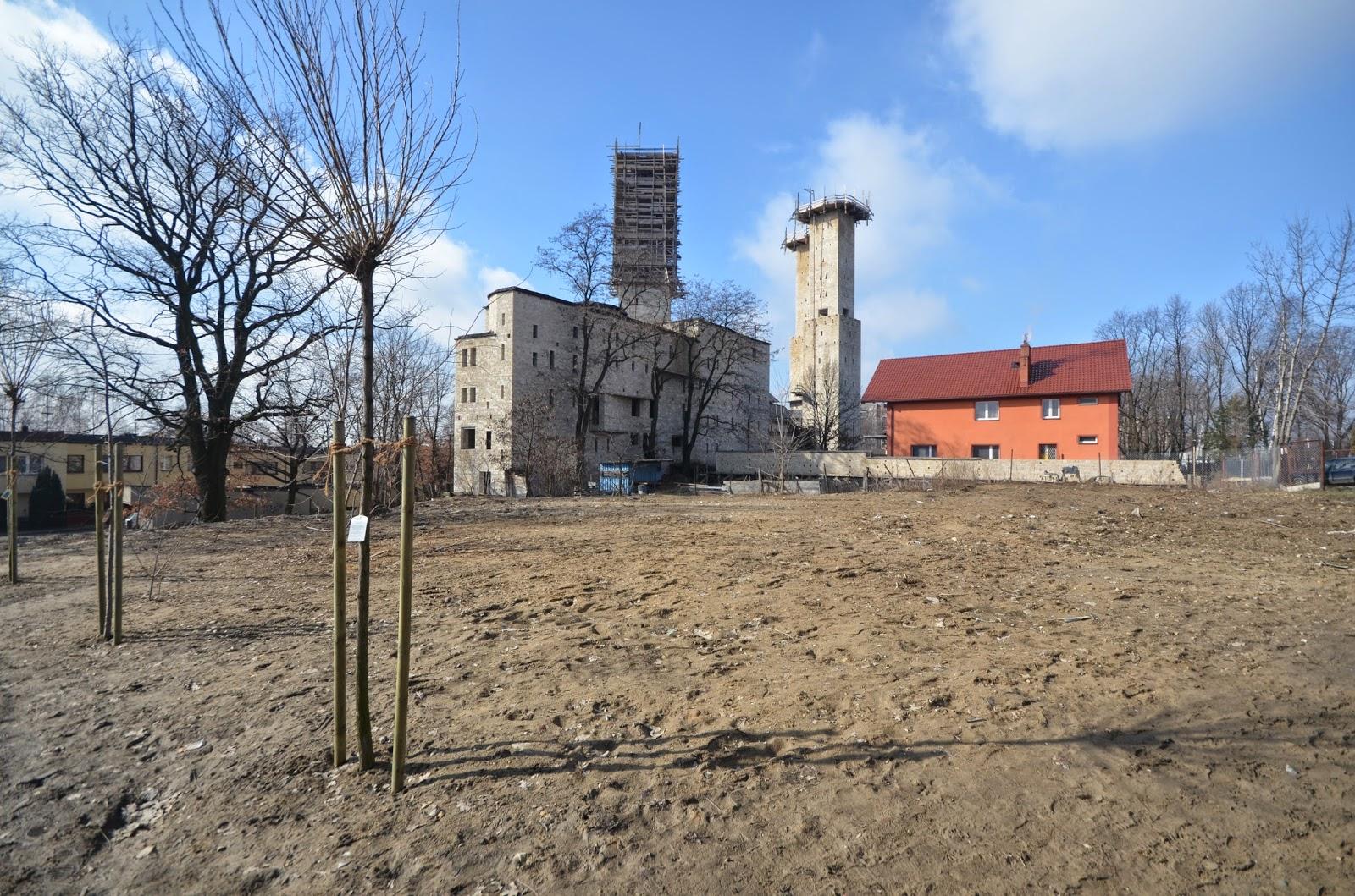 Stanisław Niemczyk kościoły kościół Franciszkanów Tychy