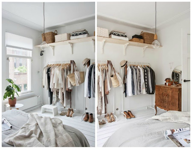 5 vestidores low cost decoraci n - Habitaciones low cost ...