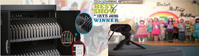 Aver CC30 và C36i nhận giải thưởng Best of Show tại ISTE 2016