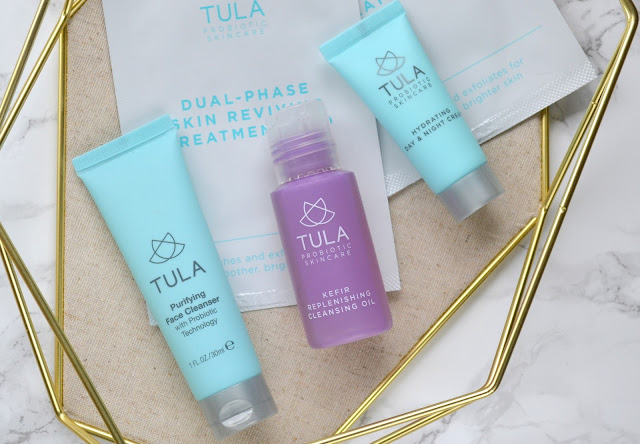 "SKINCARE | Probiotics in Your Skincare"" First Impressions of Tula!"