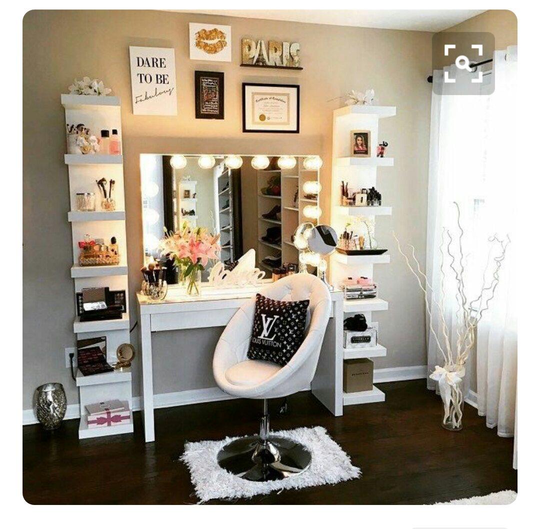 Idea Decor Vanity Tables Aka Meja Solek Yang Ohsem