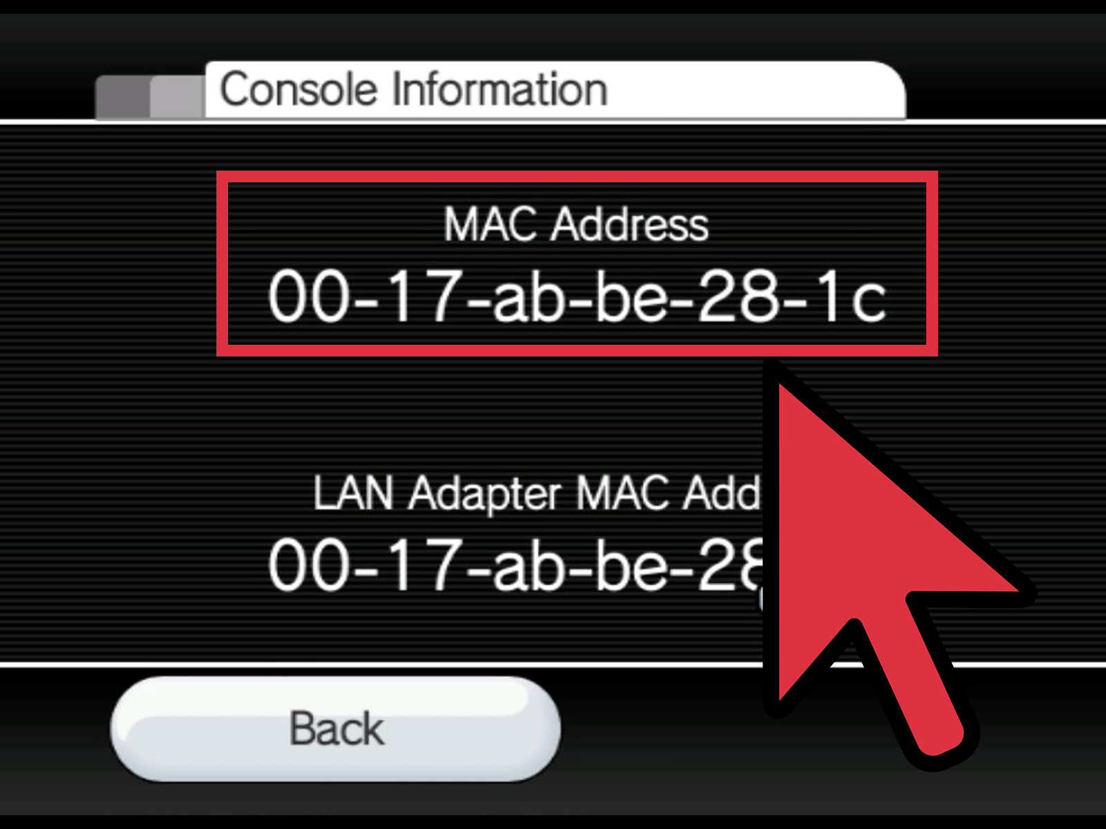 You have to use this MAC Address for Your STB Emulator