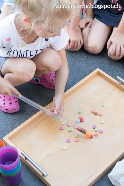 Kindergeburtstag Spielideen, DIY Blog Schweiz
