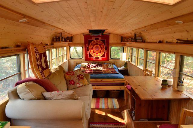 Le Models De Lit En Bois : La fabrique à déco combi van camping car et caravane