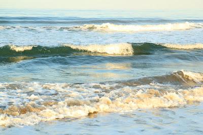 Santa Monica Beach - Photo by Mademoiselle Mermaid