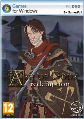 Ash of Gods Redemption PC [Full] [MEGA]