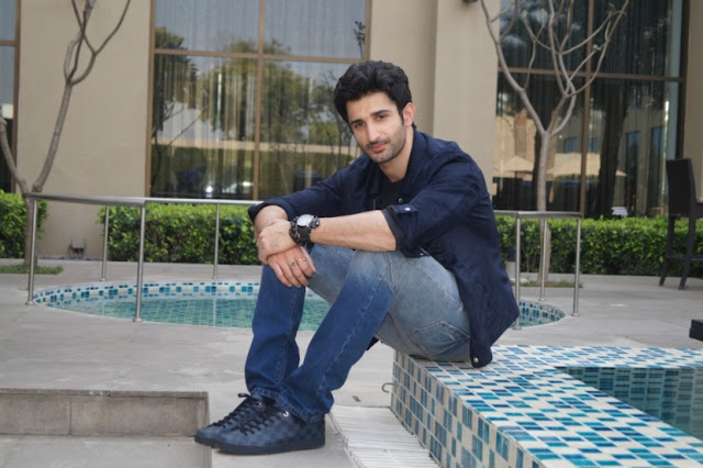 Bhoomi actor Sidhant Gupta, Agra, shooting, press conference
