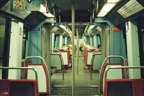 Pelbagai Ragam Sesetengah Masyarat Apabila Menaiki Tren #pengalaman