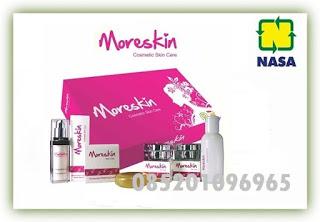Jual Paket Perawatan Wajah Aman BPOM Moreskin Skincare