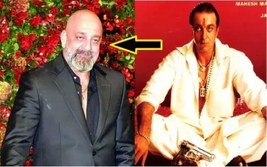 vastav cast sanjay dutt