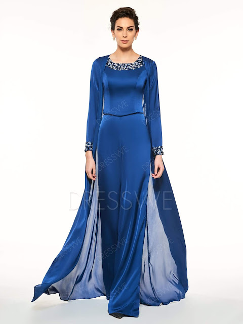 Beading Straps Mother of the Bride Jumpsuit with Jacket