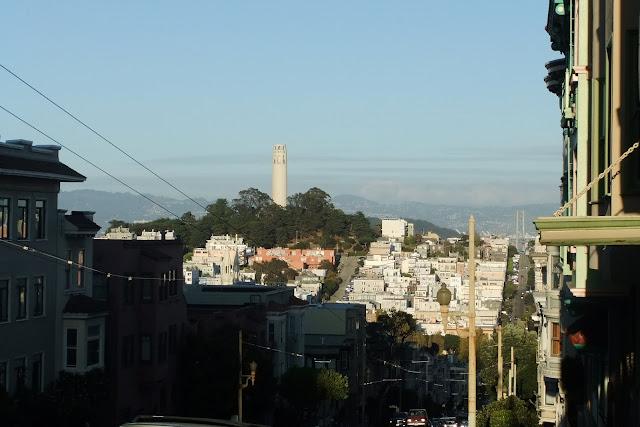 sf-view3 サンフランシスコ風景(晴れ)