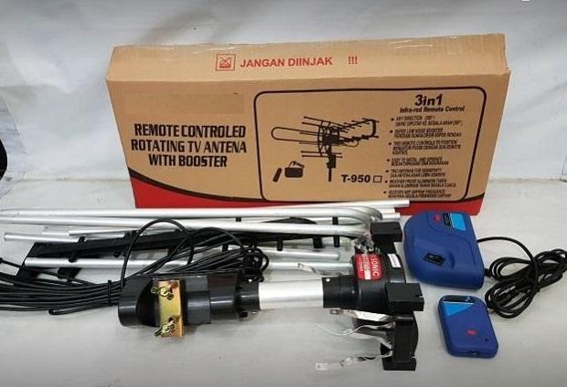 Cara Memilih Antena Televisi Bagus Antena Rotator Terbaru 2019