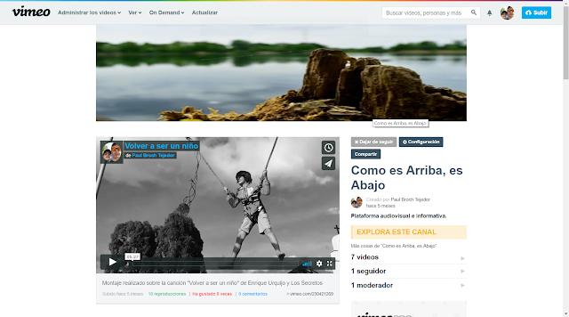 Canal Vimeo