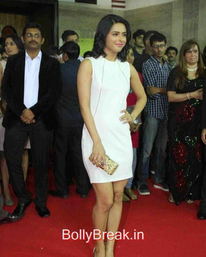 Madhurima Tuli, Celebs at Grand Premiere of 'BABY' Organised by Osianama