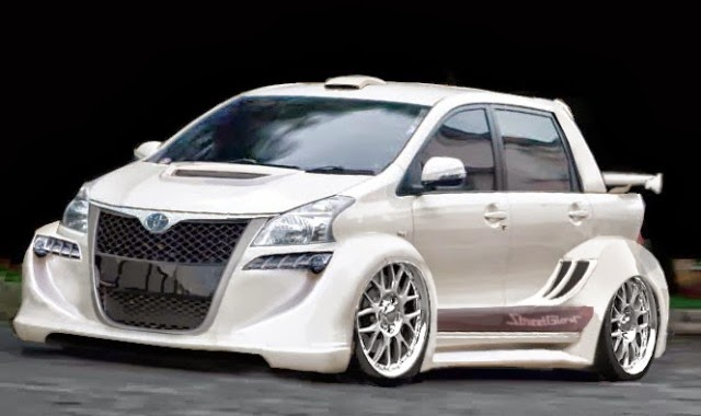 Foto Mobil Toyota Agya extreme