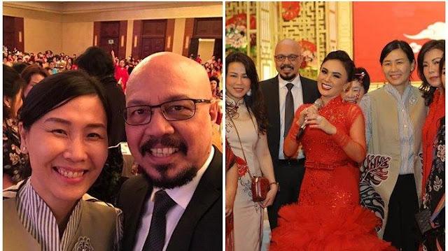 BTP dan Puput Nastiti Akan Segera Menikah, Foto Veronica Tan Jadi Perhatian Lantaran Kedapatan Bersama .....