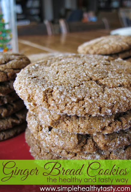 Ginger Breat Molasses Cookie