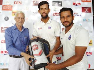 हितेन के नाबाद 154, शिवम के नाबाद 131, ओएनजीसी की मेगा जीत