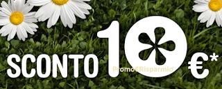 Logo Groupalia: solo per oggi 10 euro di extra sconto