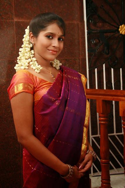 Rashmi Gautam Hot Saree Stills - High Resolution Pictures-5349