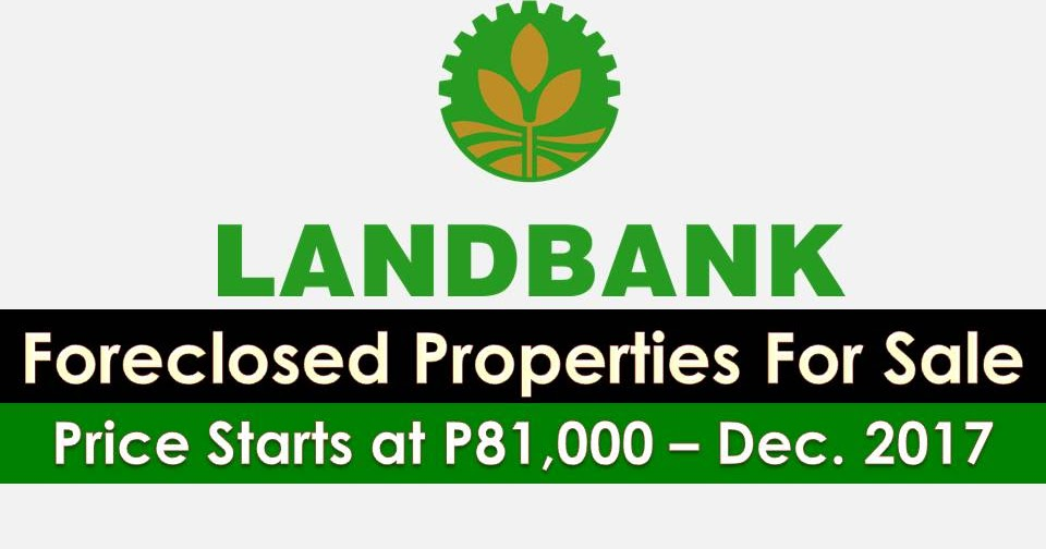 Landbank Foreclosed Properties For Sale
