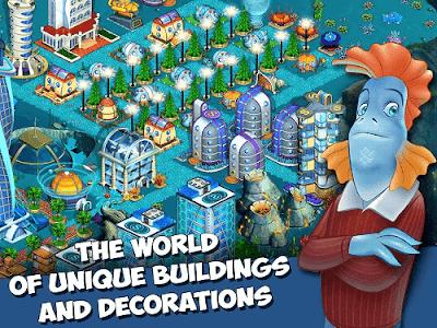 Aquapolis Build a megapolis v1.19.24 Mod Apk (Mega Mod)2