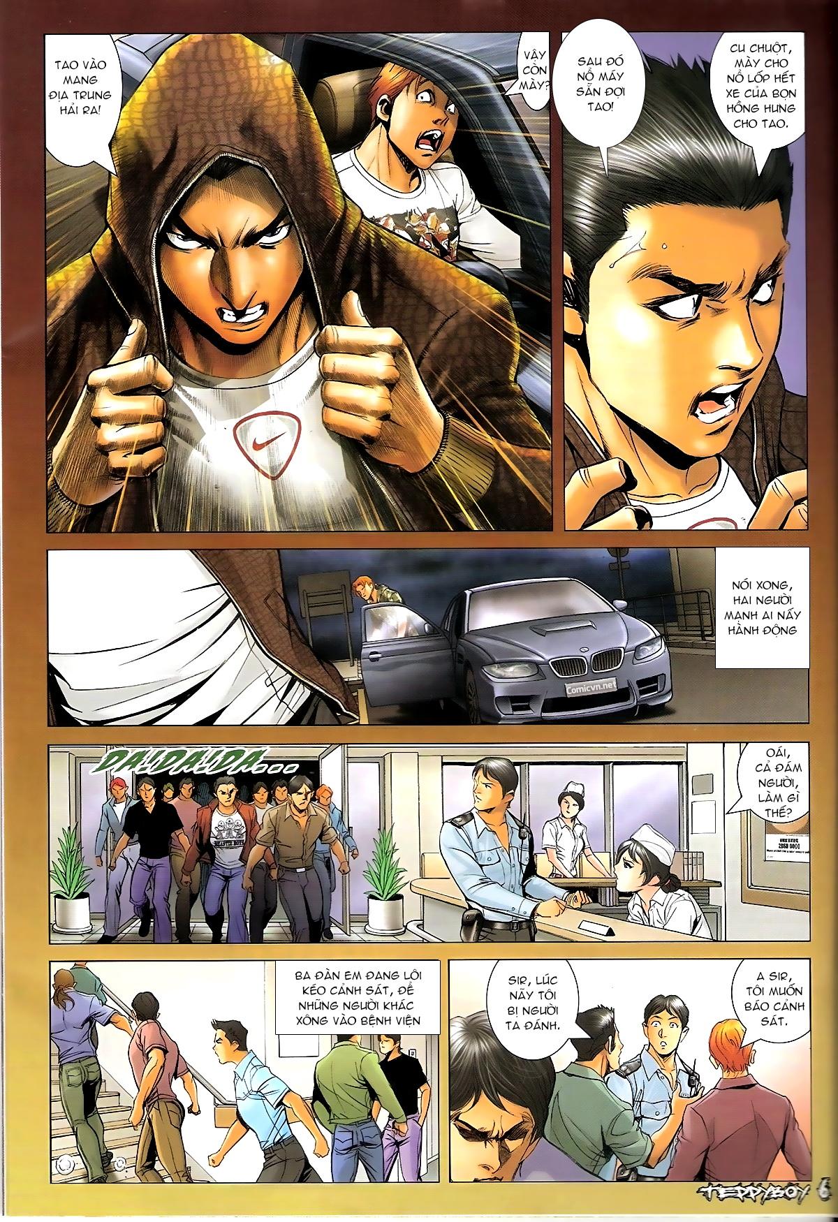 Người Trong Giang Hồ - Chapter 1317: Tao phải thắng lão - Pic 4