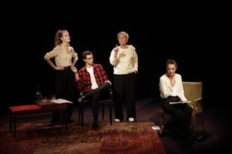 Théâtre : Pour l'amour de Simone, d'après la correspondance de Simone de Beauvoir - Le Lucernaire