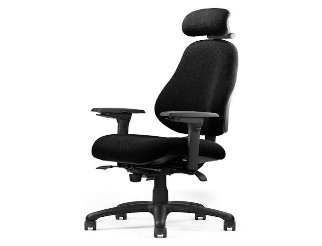 best buy viva office ergonomic high-back mesh task chair with headrest for sale