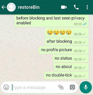 5 Cara Mengetahui Seseorang Telah Memblokir Whatsapp Kita