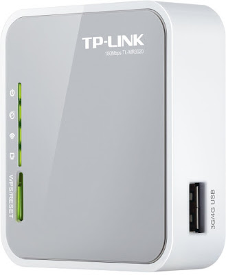 TP-Link TL-MR3020 Firmware Download