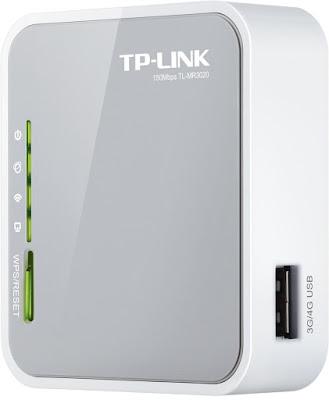 TP-Link TL-MR3020 Firmware Download