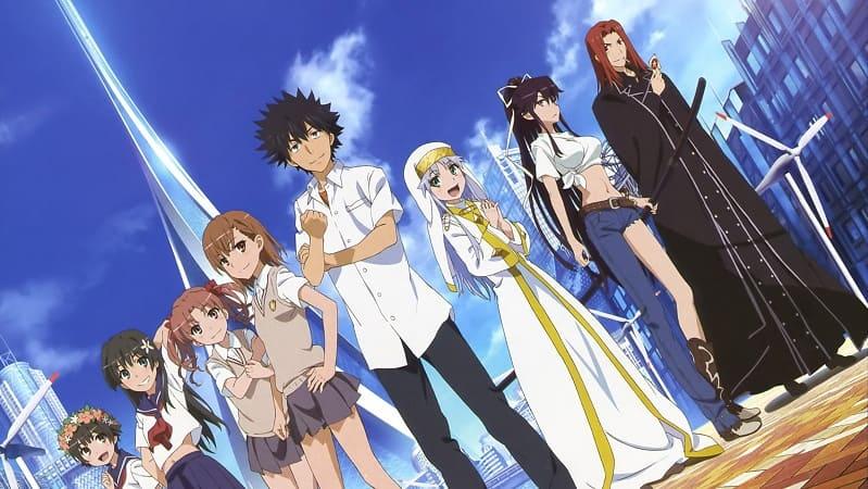 Toaru Majutsu no Index Season 3 Episode 01 - 03 Subtitle