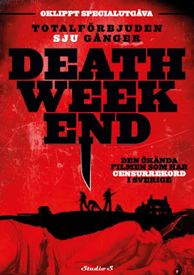 DVD/Blu-ray/VOD: Death Weekend