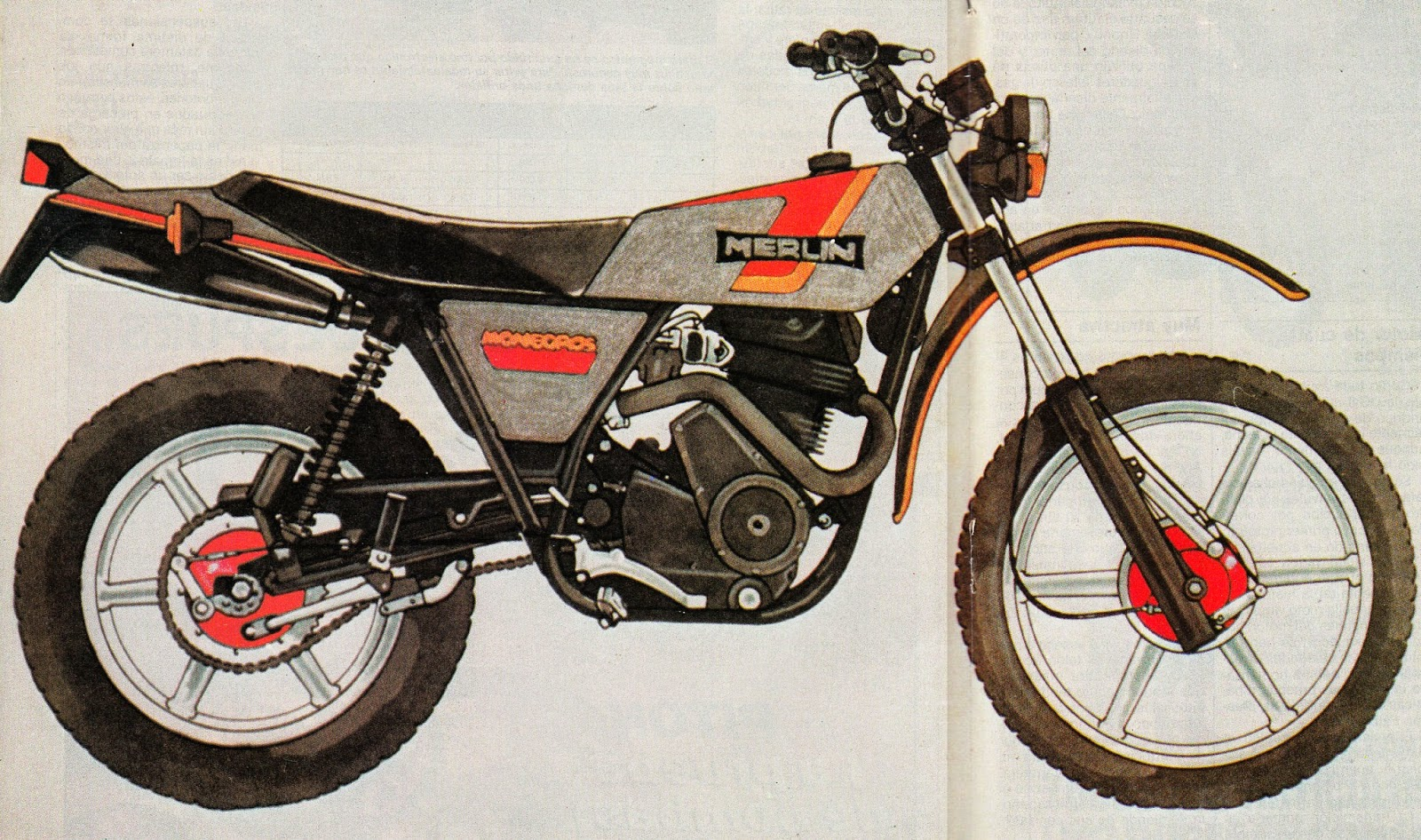El mundo de la moto mercati 410 estirpe de mototrans for Shop moto salon de provence