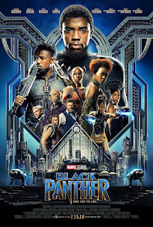 Black Panther (2018) Dual Audio Hindi 720p HDTS [1GB]