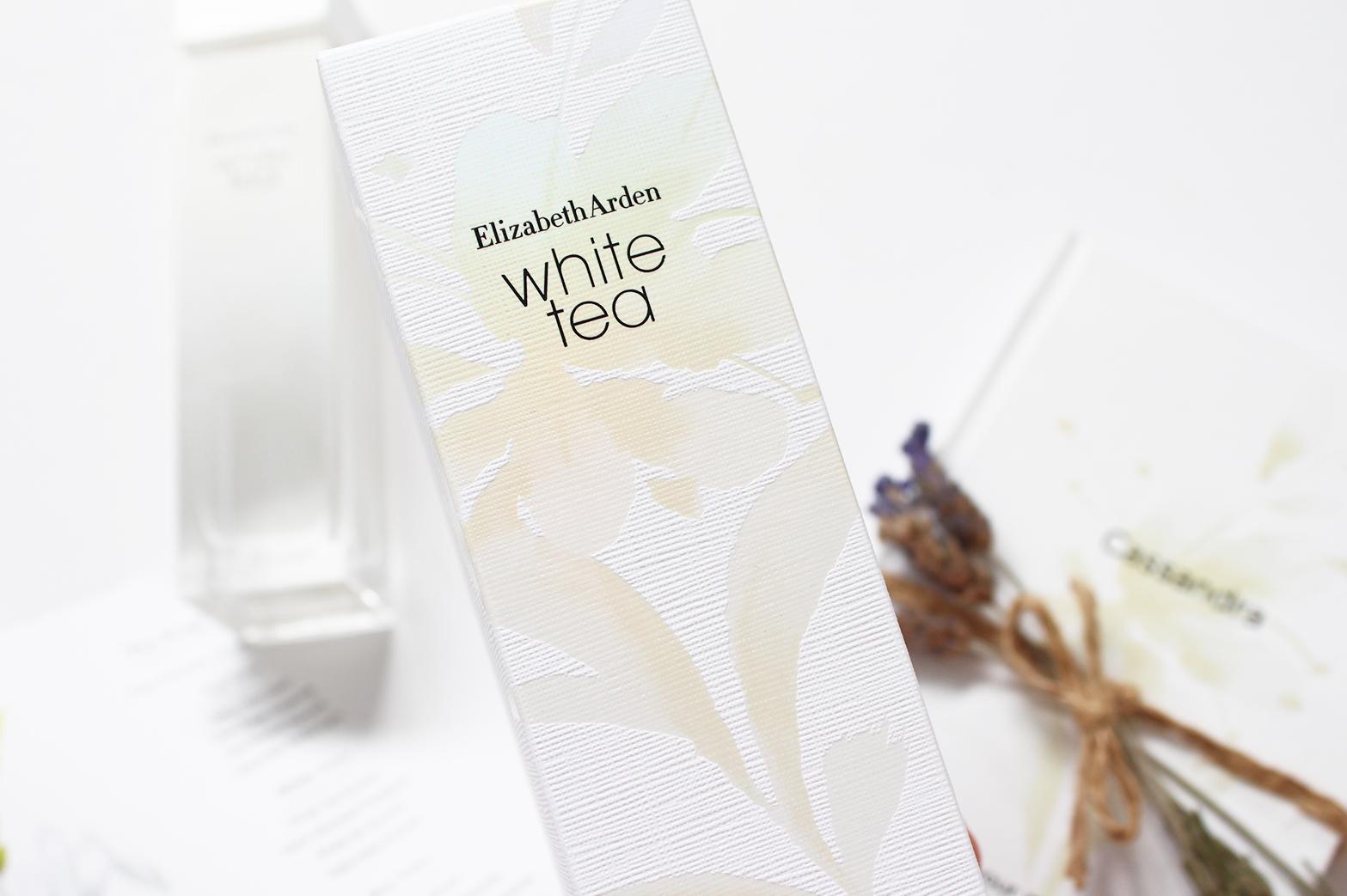 ELIZABETH ARDEN | White Tea Fragrance - CassandraMyee