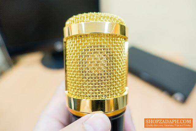 bm-800 condenser sound recording microphone
