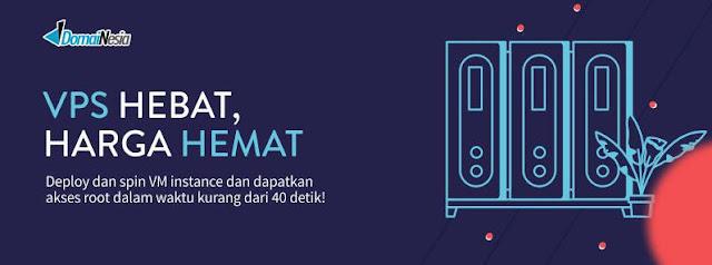 Layanan VPS Murah Indonesia dengan Fitur Keren Untuk Website Forum