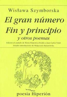El gran número Fin y principio y otros poemas, de Wislawa Szymborska