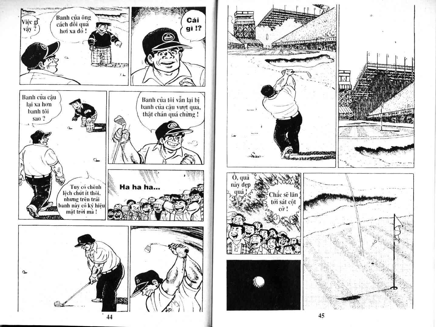 Ashita Tenki ni Naare chapter 43 trang 19