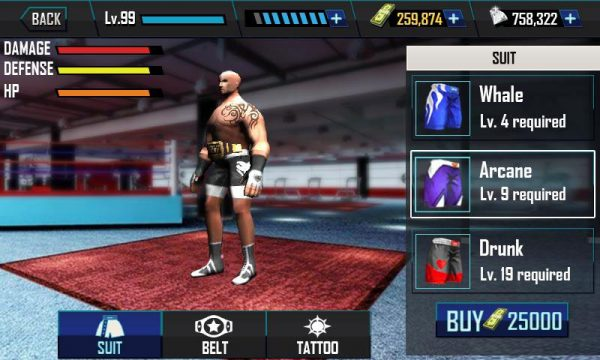 Real Wrestling 3D v1.3 Apk