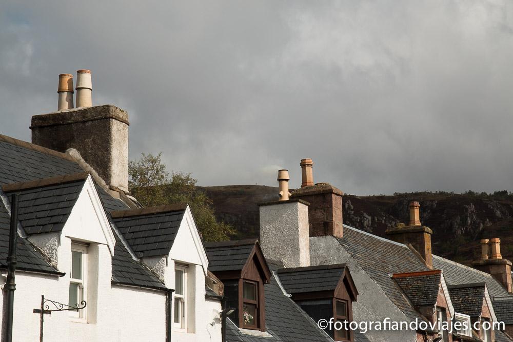 Viaje a Escocia, del lago Ness a Plockton