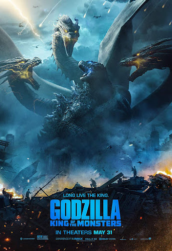 Godzilla: King of the Monsters (BRRip 720p Dual Latino / Ingles) (2019)